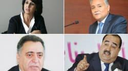 Les réactions des chefs de partis à l'affaire des terrains à bas
