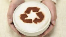 Μία «θετική κούπα» καφέ για το