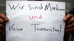 Die Terroristen wollen, dass ihr allen Muslimen