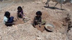 Παιδιά 10 ετών εργάζονται σε ορυχεία στην Ινδία για να έχουν λάμψη οι βαφές των ακριβών