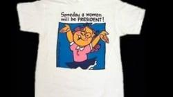 20년 전 판매 금지당한 한 페미니즘 티셔츠의