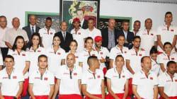 Les athlètes marocains à l'honneur avant leur départ pour les