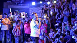 Cheb Khaled enflamme la scène du festival de