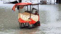 네팔·인도 북부 물난리로 최소 120명