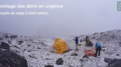 J'ai participé à une expédition sur le plus long glacier du Népal