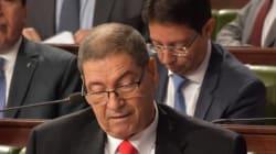 Avant le passage au vote, Habib Essid répond aux députés