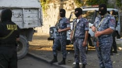 Έληξε η ομηρία σε αστυνομικό τμήμα στο Γερεβάν της