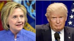 Clinton et Trump s'écharpent sur la Russie et les
