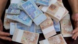 Près de 11.000 billets de contrefaçon identifiés en 2015 au