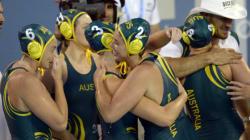 L'équipe australienne de water-polo mise en quarantaine avant le début des