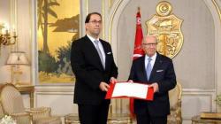 Youssef Chahed, officiellement, nouveau chef du gouvernement d'union