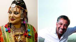 Des artistes algériens au Festival