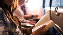 Προσέξτε τι διαβάζετε στο αεροπλάνο. Γυναίκα στη Βρετανία κρίθηκε ύποπτη για τρομοκρατία εξαιτίας του βιβλίου