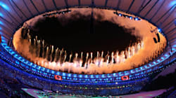 Toutes les photos de la cérémonie d'ouverture des JO de