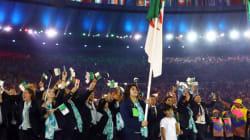 Les athlètes Algériens au Maracana, Sonia Asselah en