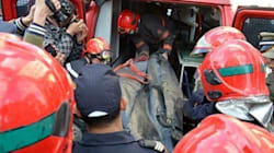 Effondrement d'un immeuble à Casablanca: Nouveau bilan de 4 morts 24