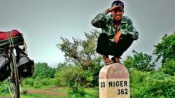 Le globe-trotteur marocain arrêté au Niger a été