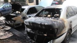 Επίθεση με μολότοφ κατά του κτιρίου της Ιεράς Συνόδου στη Μονή