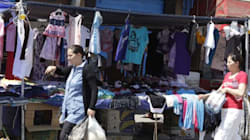 Durant les 5 dernières années, plus de 300 entreprises dans le textile et l'habillement ont été fermés en