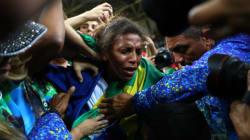 Αγωνίσου «σαν γυναίκα»: 40 μεγάλες φωτογραφίες που απεικονίζουν την ωμή δύναμη των αθλητριών του