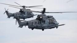 La France vend 30 hélicoptères Caracal au Koweit pour un milliard