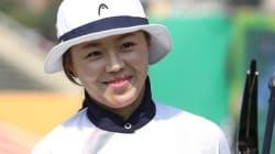 북한과의 맞대결을 앞둔 양궁선수 장혜진이 소감을