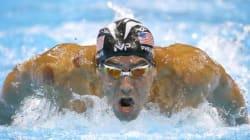 Michael Phelps décroche sa 21e médaille d'or