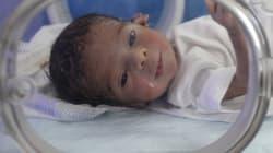 Τουλάχιστον 11 νεογέννητα πέθαναν από φωτιά σε μαιευτήριο στο