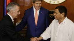Ο πρόεδρος των Φιλιππίνων βρίζει τον αμερικανό πρέσβη όπως δεν έχει κάνει ποτέ κανένας αρχηγός