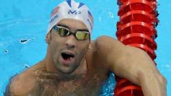 Michael Phelps a gagné 3,5 fois plus de médailles d'or que le Maroc aux JO depuis