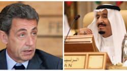 Ce que le roi Salmane d'Arabie Saoudite et Nicolas Sarkozy se sont dit à