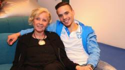 Με τα μάτια στραμμένα στον τελικό του Λευτέρη: Μαμά και γιος μοιράζονται μαζί μας τις σκέψεις