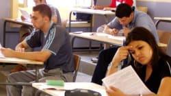 BAC 2016 : les élèves des classes de terminale scientifique du lycée