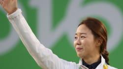 양궁 장혜진, 리우 올림픽 한국팀 첫 2관왕(!)에