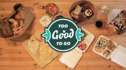 Too Good To Go: Η εφαρμογή που παραγγέλνεις το φαγητό που περίσσεψε στα εστιατόρια