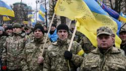 Η Ουκρανία κατηγορεί τη Ρωσία ότι υποκινεί ταραχές στο έδαφος
