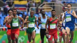Rio 2016/Athlétisme: Trois athlètes algériens se qualifient en demi-finales du 800