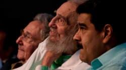 Cuba : à 90 ans, Fidel Castro se montre et s'en prend aux