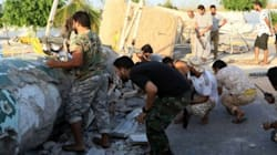 Les forces du gouvernement libyen progressent à
