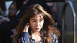 소녀시대 티파니, 욱일기 사진 논란에 자필