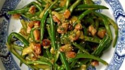 Green Bean Carbonara