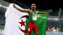 Makhloufi arrache la médaille d'argent au