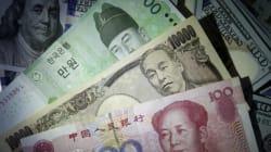 한국의 경제규모가 11위로 두 계단
