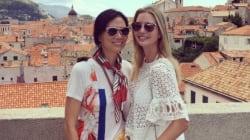 Les vacances croates d'Ivanka Trump avec l'ex-femme de Rupert