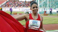 JO: Hayat Lambarki éliminée au premier tour du 400 mètres