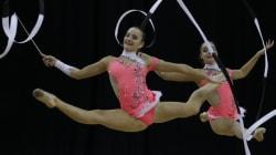 Pourquoi il n'y a pas d'hommes aux épreuves de gymnastique