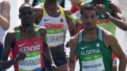 Rio 2016: Taoufik Makhloufi qualifié pour les demi-finales du 1500