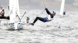 Αναβλήθηκε η medal race των Μάντη - Καγιαλή στα