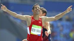 Rio 2016: Amor Ben Yahia rêve d'une médaille en 3000m