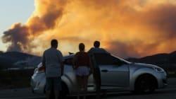 Un incendie géant en Californie entraîne l'évacuation de 82.600